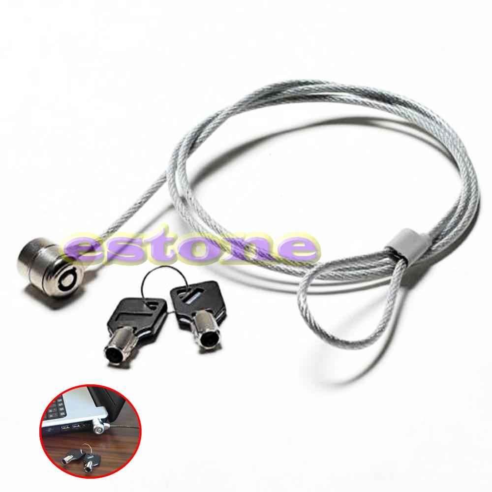 [해외] Notebook Laptop Computer Lock Security Security China Cable Chain2 Key Brand New/ Notebook Laptop Computer Lock Security Security China Cable Cha