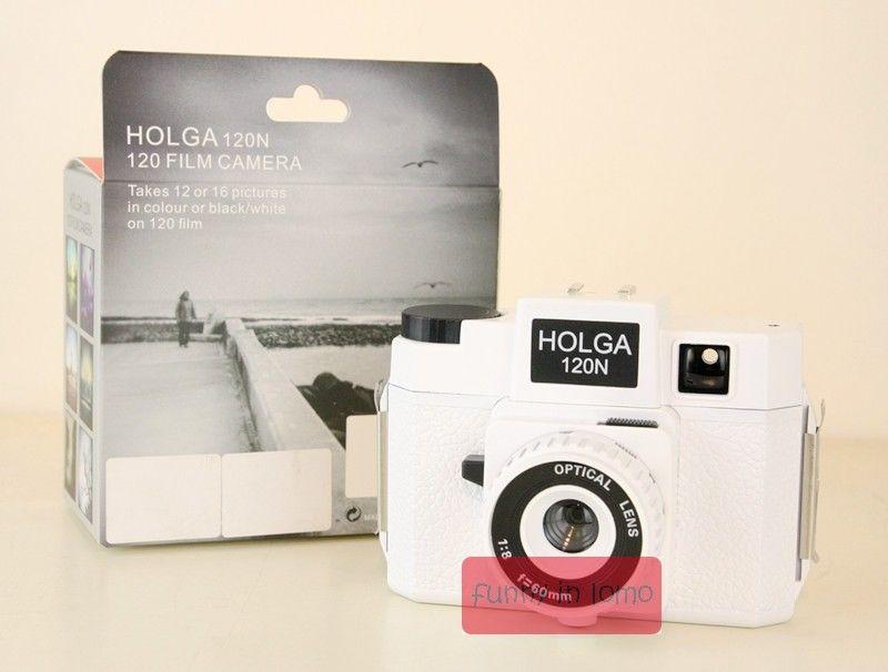 [해외]Holga 120 중형 카메라 120n/n 흰색 lomography lomo kodak fujifilm/Holga 120 중형 카메라 120n/n 흰색 lomography lomo kodak fujifilm