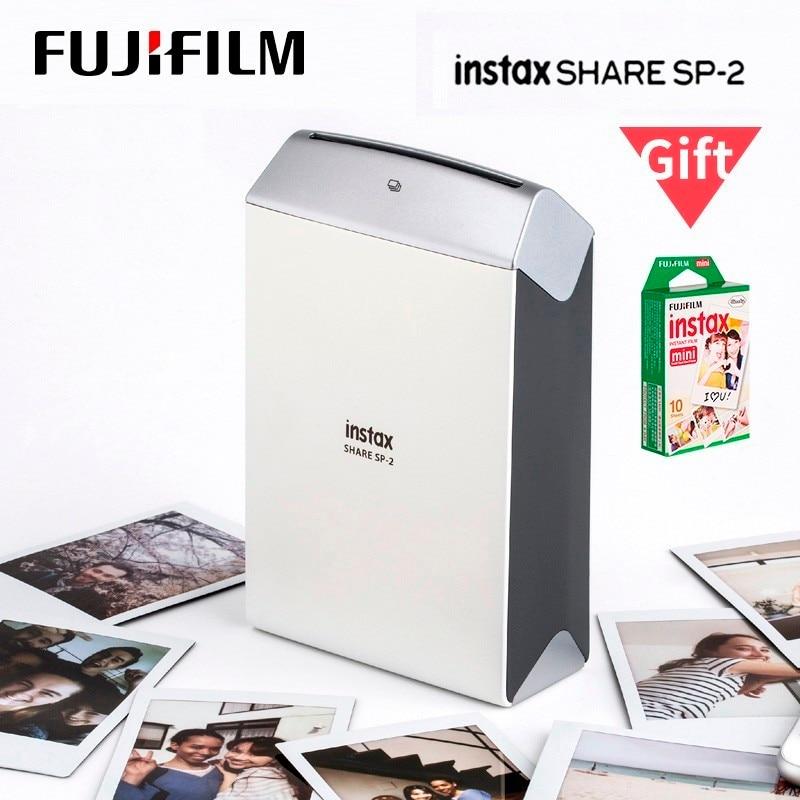 [해외]Fujifilm instax share 스마트 폰 프린터 SP-2 2 색 실버 및 골드 정품 판매/Fujifilm instax share 스마트 폰 프린터 SP-2 2 색 실버 및 골드 정품 판매