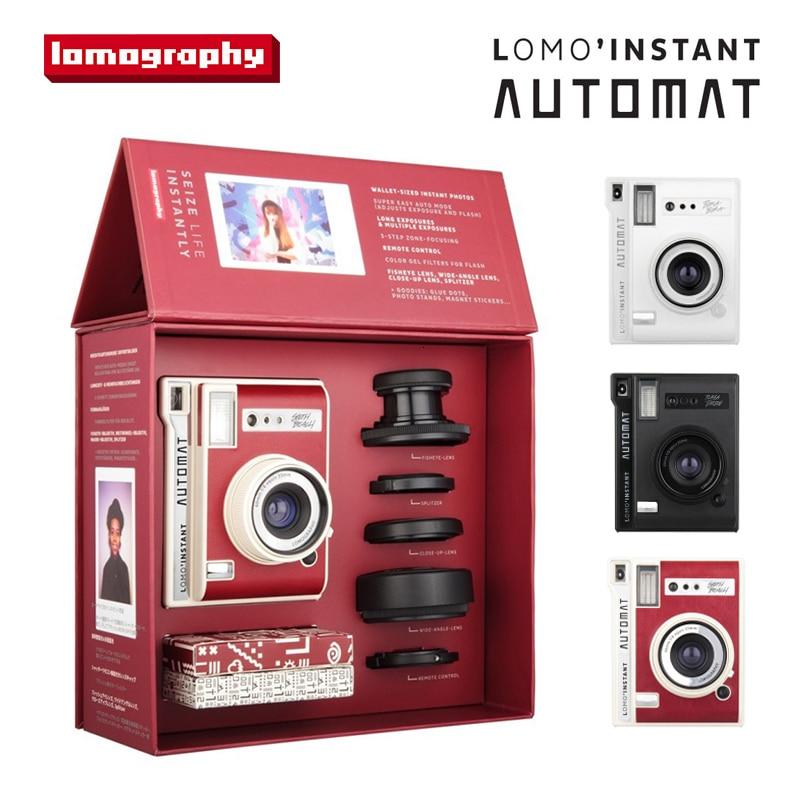 [해외]Lomography Instant Automat Bora Bora 인스턴트 카메라 Lomo Instant Automat Bora Bora/Lomography Instant Automat Bora Bora 인스턴트 카메라 Lomo Instant