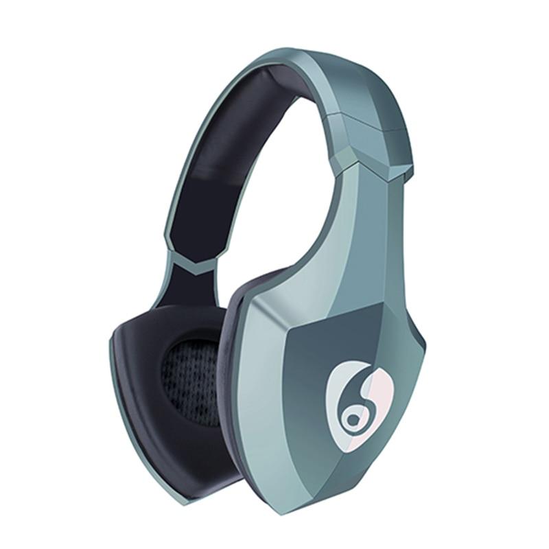 [해외]NVAHVA 카드 MP3 플레이어 컬러 LED 라이트 블루투스 헤드셋 FM V4.0 블루투스 헤드 폰 무선 이어폰, PC 폰용 TV 게임/NVAHVA Card MP3 Player Color LED Light Bluetooth HeadsetFM V4.0 Bluet