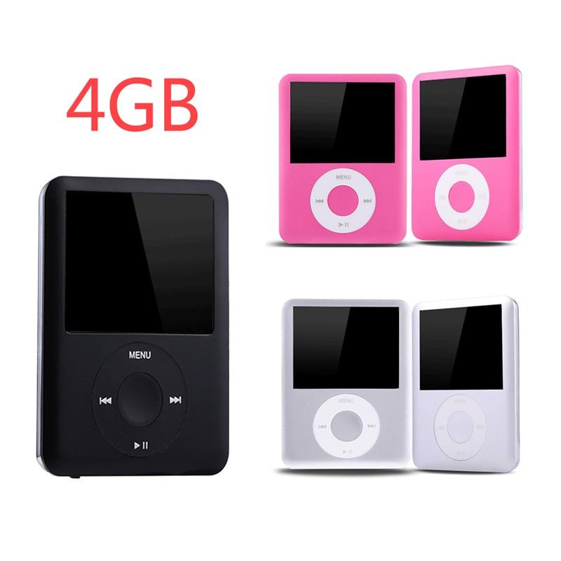 [해외]New Mini MP3 Music PlayerEbook Radio and Recording Function Small Size 1.8 Inches LCD Display 4GB MP3 Music Player/New Mini MP3 Music PlayerEbook