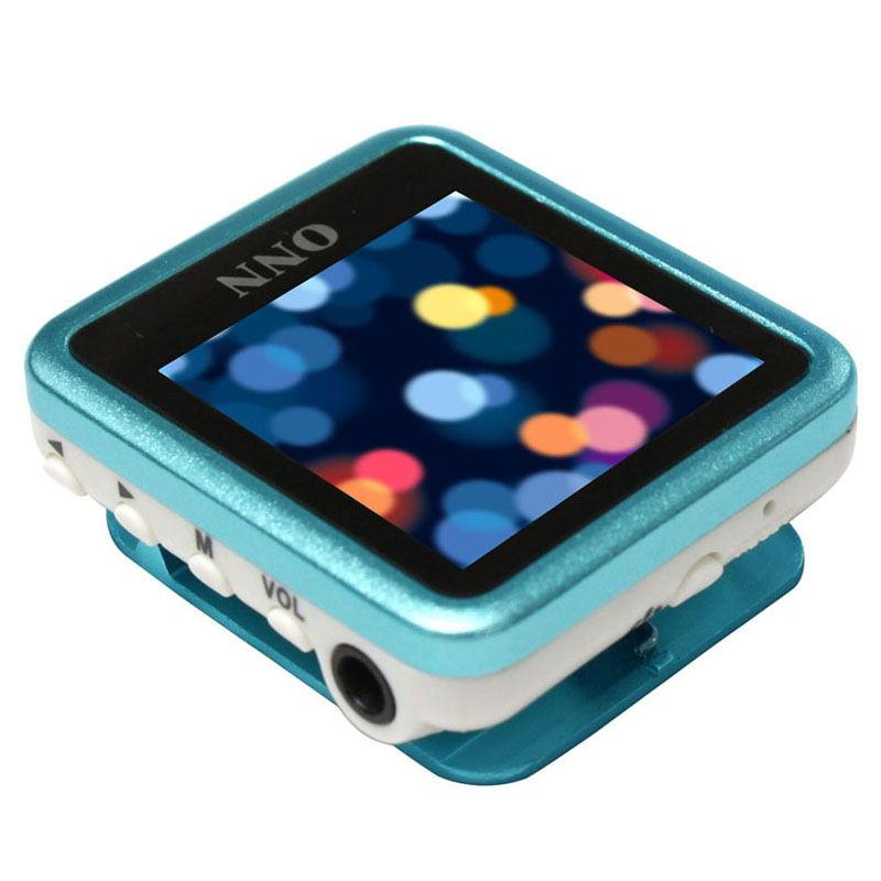 [해외]ONN Q6 8GB MP3 1.5 Inch TFT FM Recording Clip Design WMA WAV Mp3 Music Player/ONN Q6 8GB MP3 1.5 Inch TFT FM Recording Clip Design WMA WAV Mp3 Mus