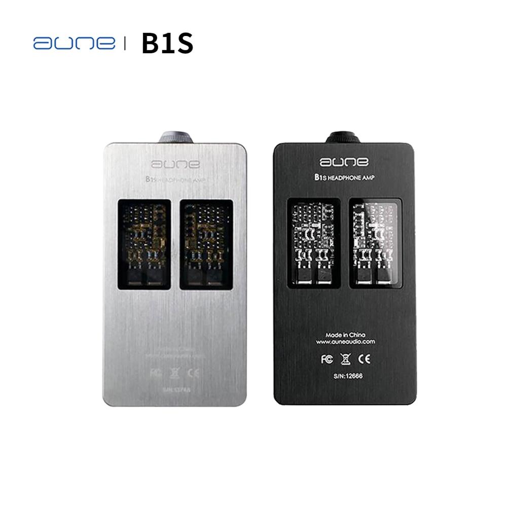 [해외]/AUNE B1s Full Discrete Portable Class A Headphone Amplifier Full Discrete Hifi Headphone Amp