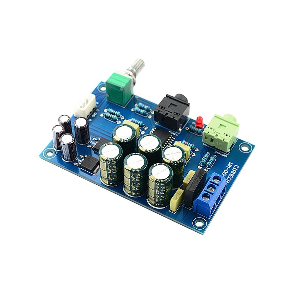 [해외]Tpa6120 600 ohm 출력 임피던스 용 헤드폰 앰프 보드 80 mw 매니아 헤드폰 앰프 amplificador zero noise/Tpa6120 600 ohm 출력 임피던스 용 헤드폰 앰프 보드 80 mw 매니아 헤드폰 앰프 amplif