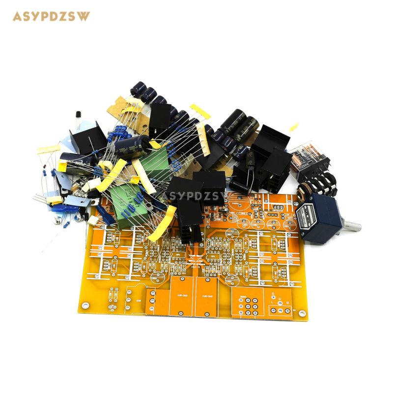 [해외]부드럽고 섬세한 hv4 (lehmann 코어 회로) 헤드폰 전력 증폭기 diy 키트/부드럽고 섬세한 hv4 (lehmann 코어 회로) 헤드폰 전력 증폭기 diy 키트