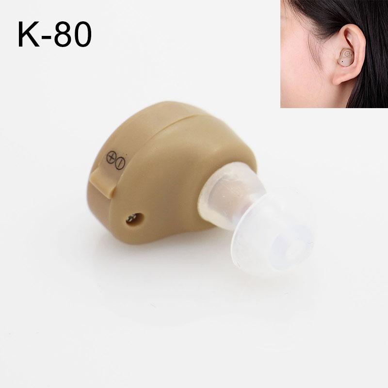 [해외]Mini Ultra Small Invisible Sound Amplifier Hearing Aid In Ear Sound Enhancement Deaf Aid ping/Mini Ultra Small Invisible Sound Amplifier Hearing A