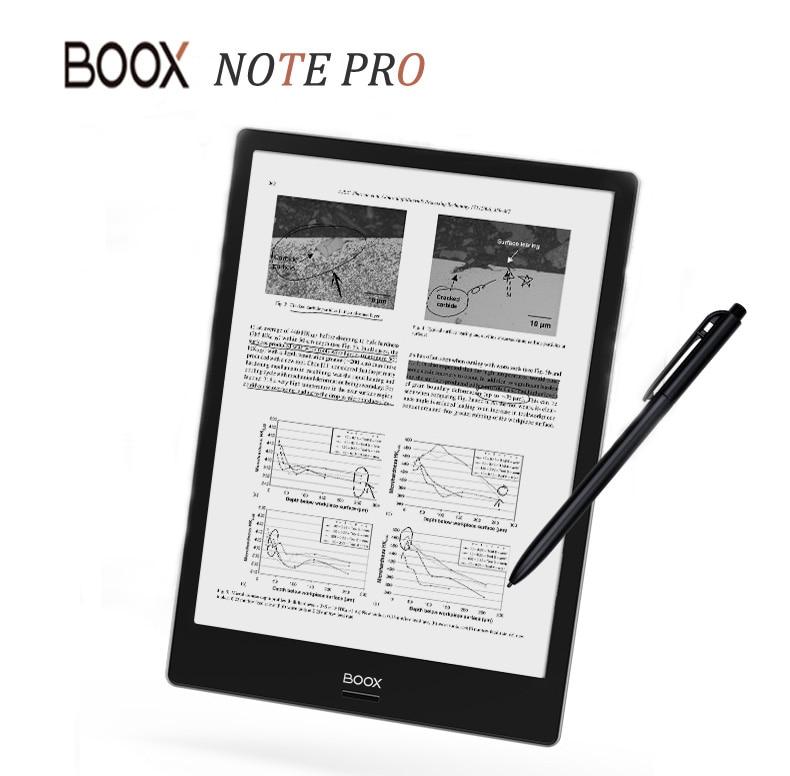 [해외]오닉스 boox 참고 프로 전자 책 리더 4g/64g 듀얼 터치 전자 잉크 전자 책 리더 전면 라이트 평면 패널 화면 전자 책 전자 리더 펜/오닉스 boox 참고 프로 전자 책 리더 4g/64g 듀얼 터치 전자 잉크 전자 책 리더 전면 라이트