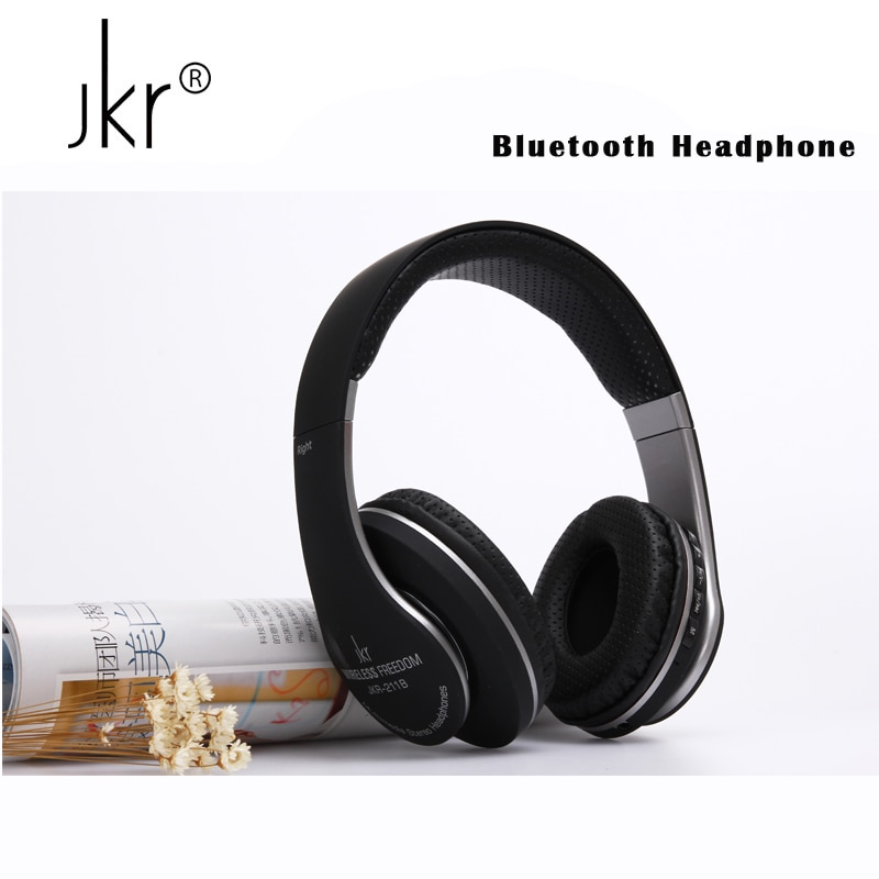 [해외]스테레오 Casque 오디오 청각 무선 무선 Blutooth 헤드폰 및 블루투스 이어폰 큰 헤드셋 헤드 PC Kulakl K/Stereo Casque Audio Auricular Cordless Wireless Blutooth Headphone And Bluet
