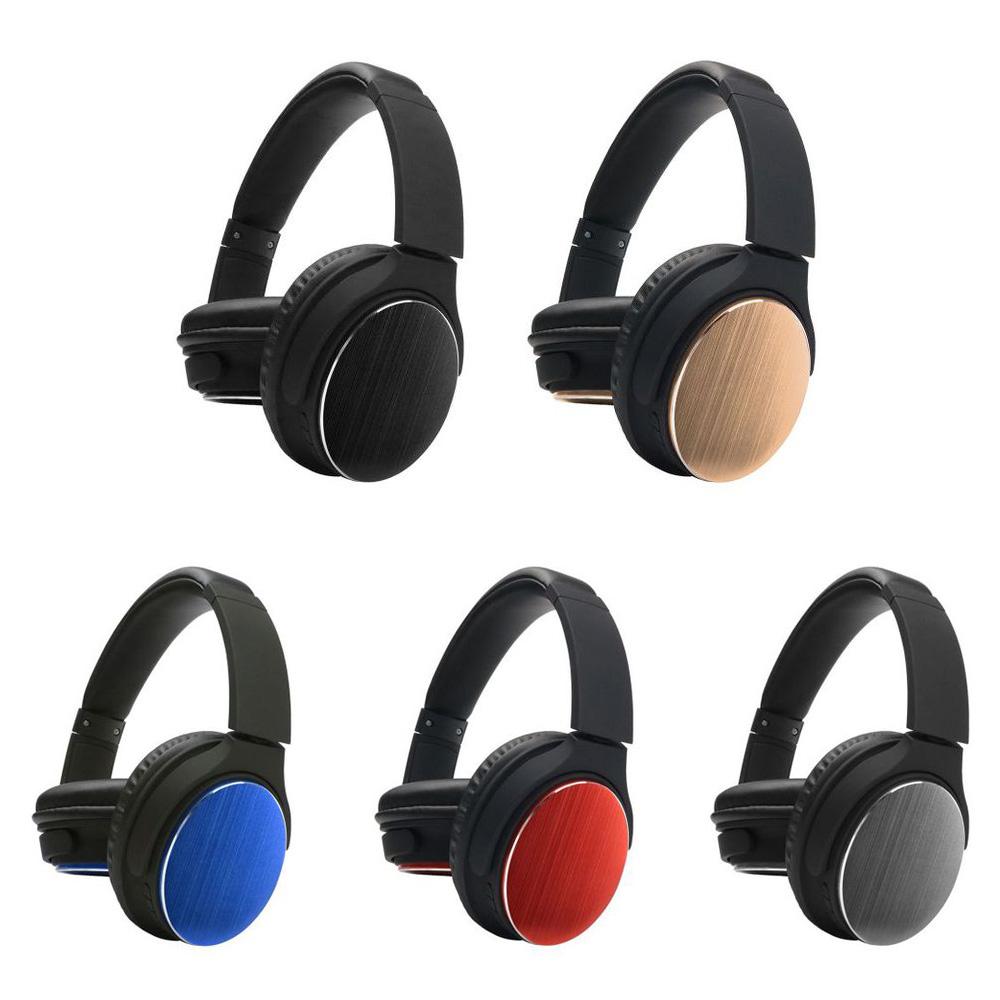 [해외]/Luxury 3 in 1 Bluetooth Earphone Headphone Support TF FM Radio Sport Bass for iphone computer best headphone wirelessmic