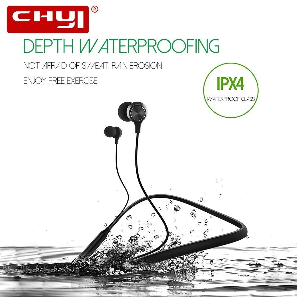 [해외]CHYI HT1 Wireless Bluetooth Sport EarphoneMicrophone Stereo Headphone Bluetooth V4.1 Earbud For IPhone 안드로이드 Samrt Phone/CHYI HT1 Wireless Bluetoo