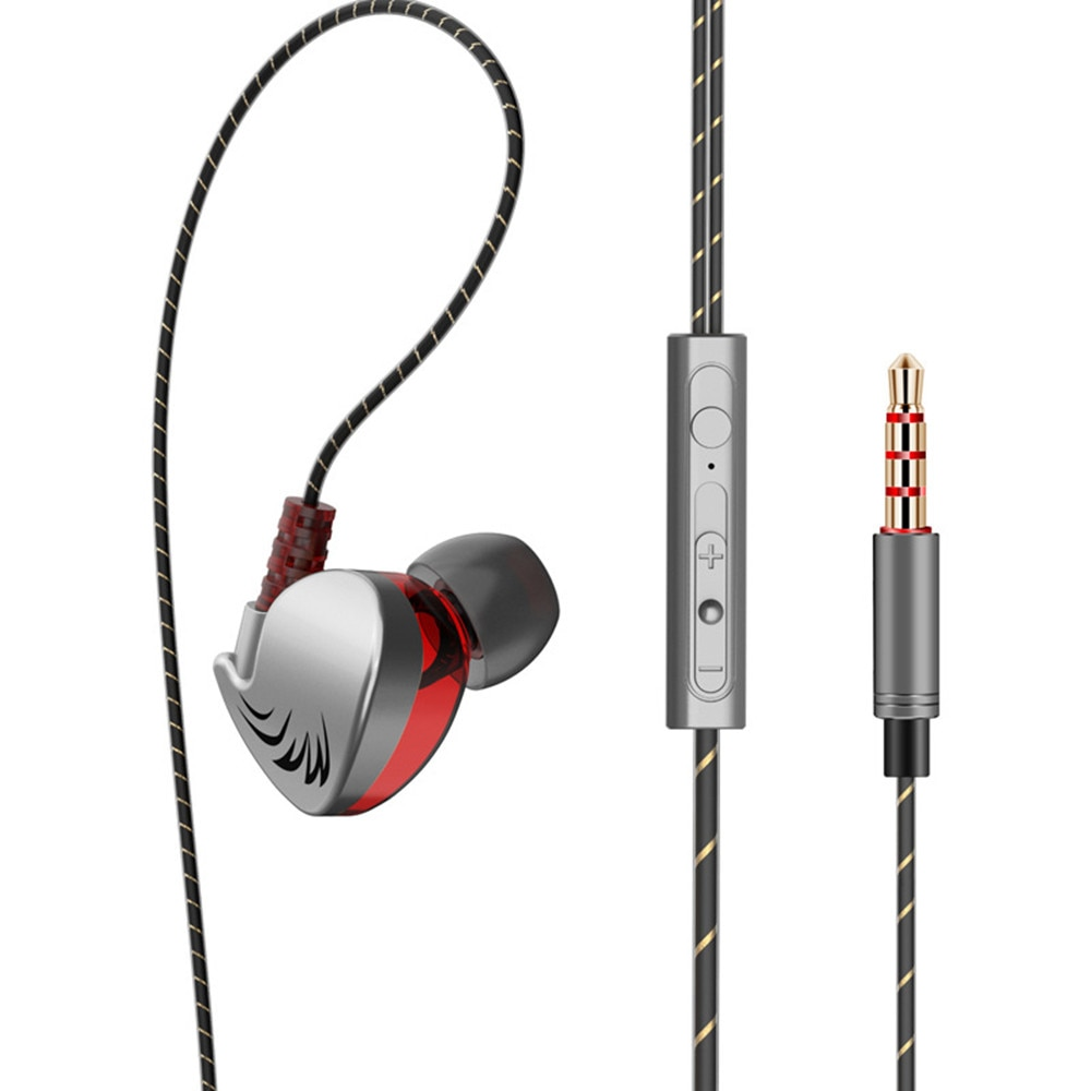 [해외]2019 New Headphone sport headphone HIFI QKZ CK7 In Ear Earphone Stereo Race Sport Headset fone de ouvido for Computer/tablet 3/2019 New Headphone