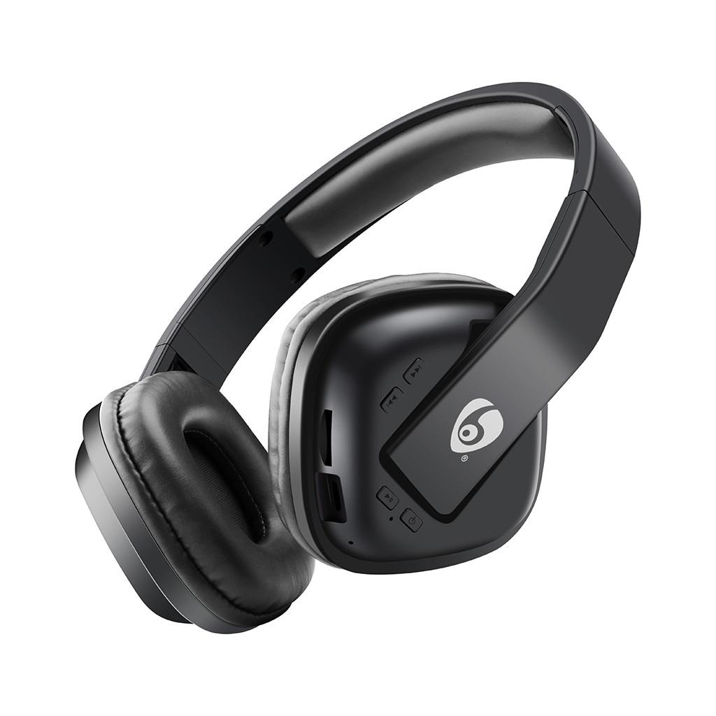 [해외]Wireless Headphones Bluetooth Headset Foldable Headphone Adjustable EarphonesMicrophone For PC smart phone Mp3 6.4A/Wireless Headphones Bluetooth