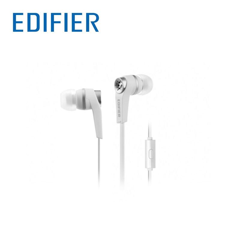 [해외]Edifier P275 HIFI Earphones High-end Performance Headset Noise Cancelling Stereo Bass EarphoneMic For Mobile Phone Tablet/Edifier P275 HIFI Earpho