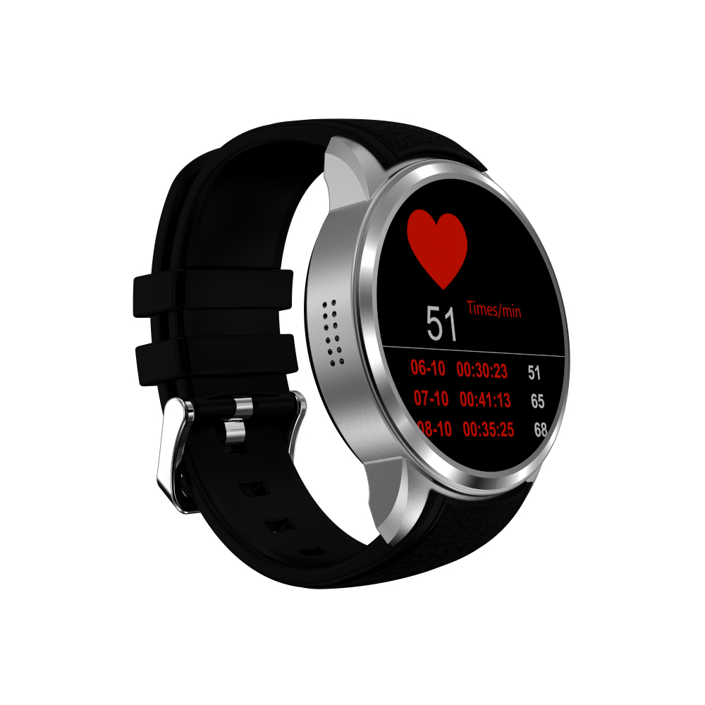 [해외]Colosia 안드로이드 5.1 OS Smart watch 1.39 inch Display MTK6580 SmartWatch Phone support 3G wifi nano SIM WCDMA whatsapp MP4 player/Colosia 안드로이드 5.1 O