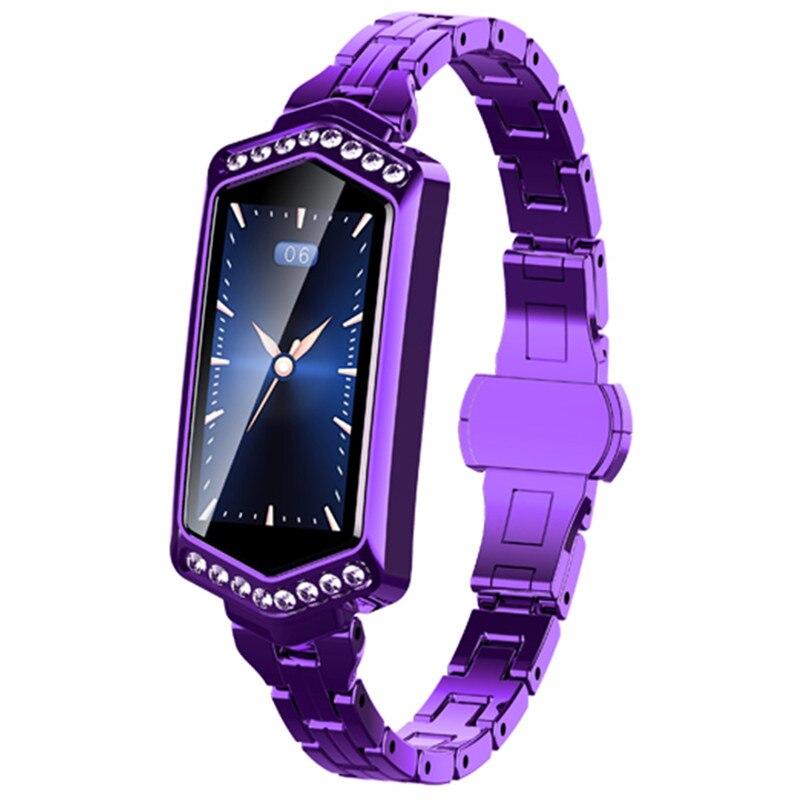 [해외]4 colors Smart fitness bracelet smart watch women blood pressure measurement VS M3 smart bracelet smart band for ios 안드로이드/4 colors Smart fitness