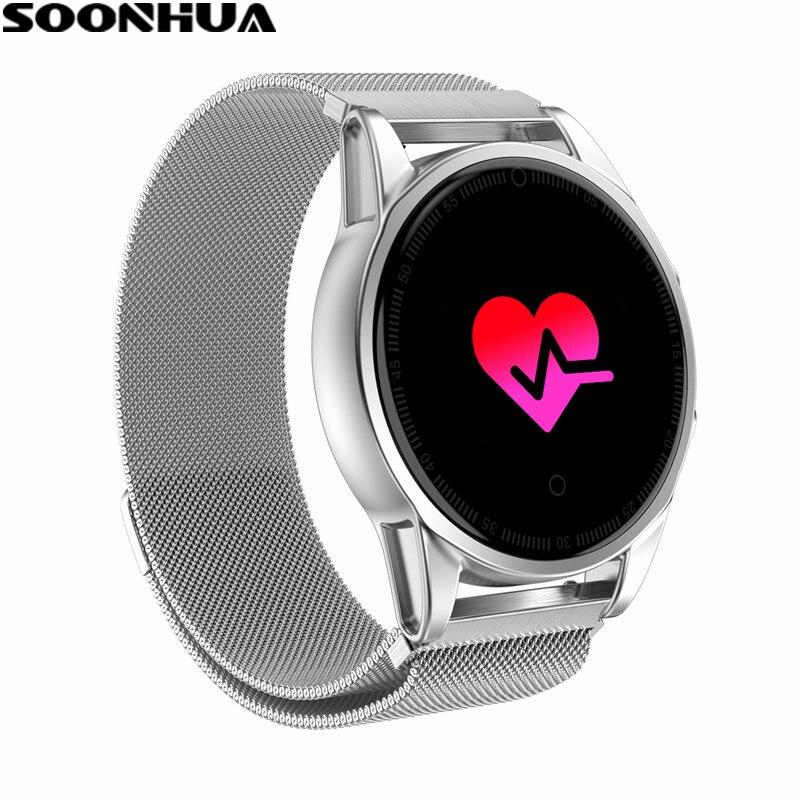 [해외]SOONHUA R13 Smart Watch Bluetooth LED Screen Waterproof Sport Watch Blood Pressure Heart Rate Monitor Fitness Tracker Wristbands/SOONHUA R13 Smart