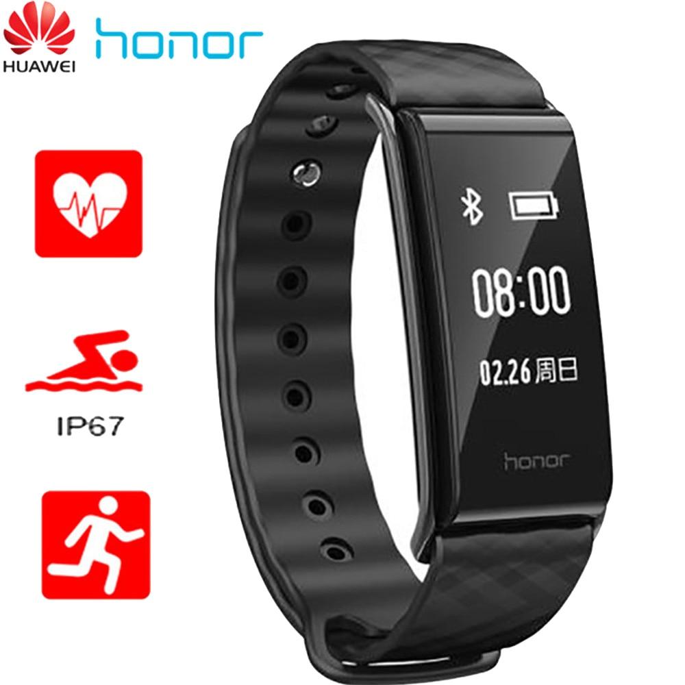 [해외]Huawei Honor A2 Smart Band Beacelet Heart Rate Monitor Smart Bracelet Band Watch Fitness Tracker Bracelet PulseHonor Smartband/Huawei Honor A2 Sma