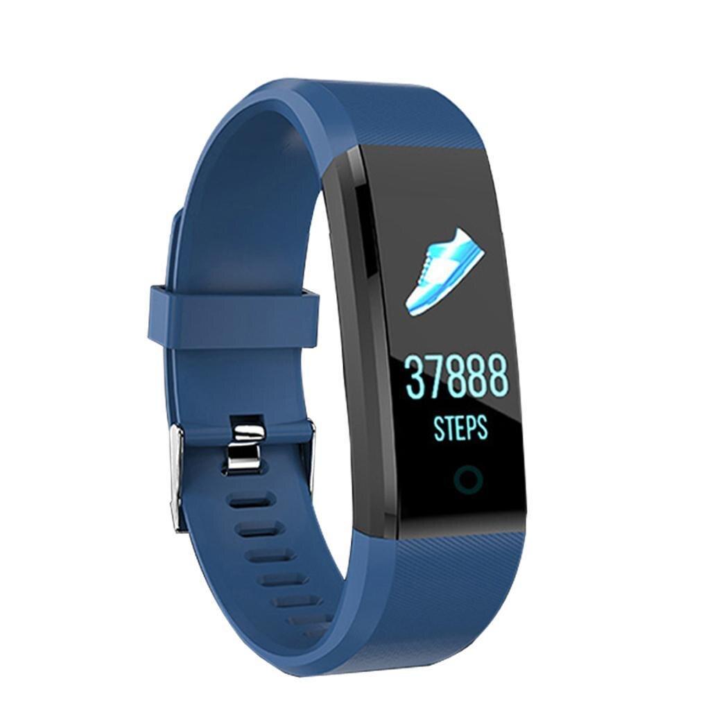 [해외]UniWaterproof Pedometer Heart Rate Smart Band/UniWaterproof Pedometer Heart Rate Smart Band