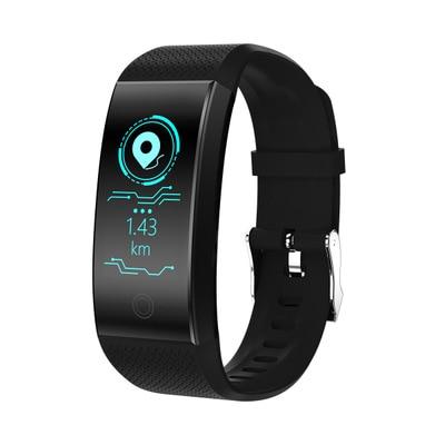[해외]Sport Fitness Bracelet Smart Wristband Pedometer IP68 Waterproof Heart Rate monitor Watches Activity Tracker PK miband Mi Band 4/Sport Fitness Bra