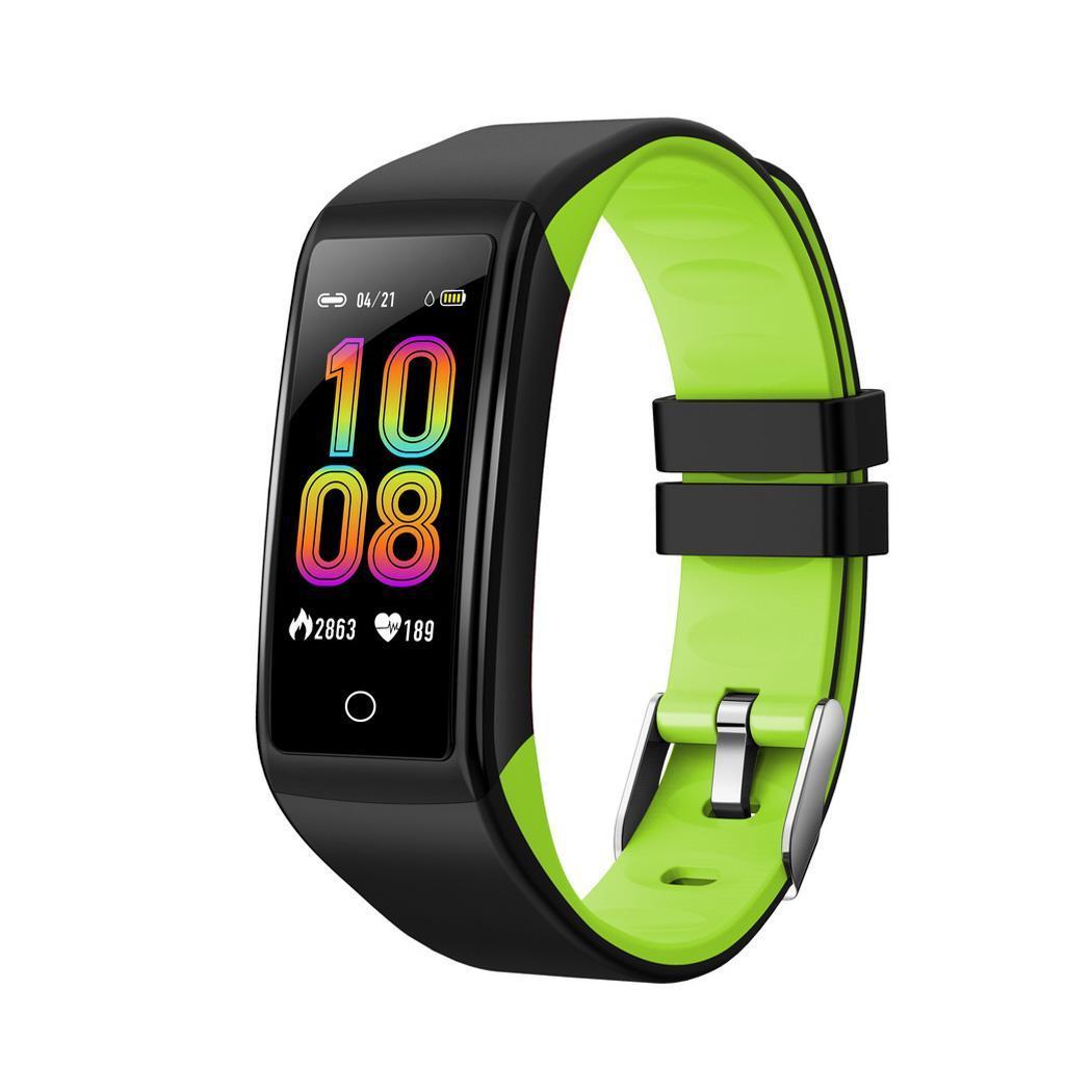 [해외]Waterproof Smart Bracelet Fitness Bracelet Touch H3 90mah 128 x 96 USB 2.0 Screen 5-10m IP67 For iOS/Waterproof Smart Bracelet Fitness Bracelet To