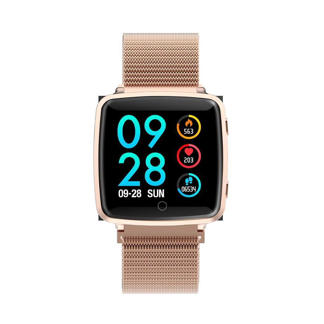 [해외]Pedometer Watch Smart Touch Control Wristband Shake hand take photo. IP67 Sports Fitness Bracelet Bluetooth/Pedometer Watch Smart Touch Control Wr