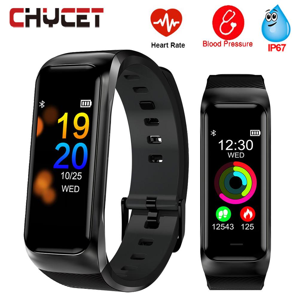 [해외]Smart Wristbands Fitness Bracelet Waterproof GPS Fitness Tracker Blood Pressure Heart Rate Monitor Female Mode Smart Bracelet/Smart Wristbands Fit