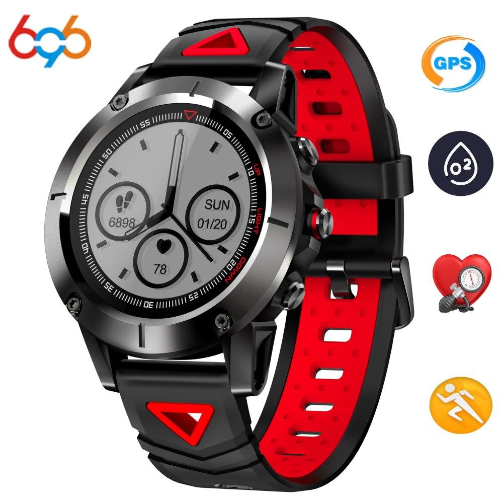 [해외]696 G01 Smart Bracelet Call Message Reminder Heart Rate Sleep Monitoring for Outdoor Sport GPS Bluetooth  IP68 Waterproof Band/696 G01 Smart Brace
