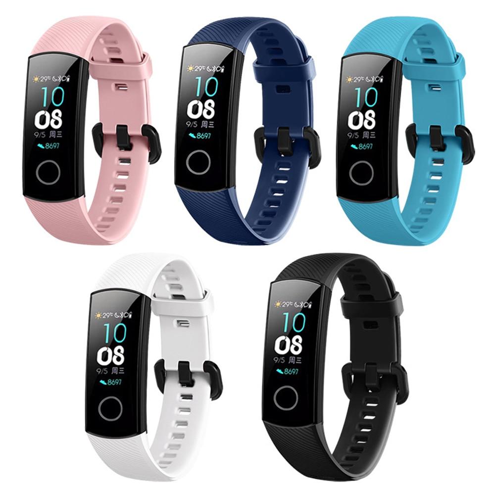 [해외]/For Huawei Honor Band 4 Wrist Band Strap Silicone Smart Bracelet Strap for Huawei Honor Band 4 Fitness Tracker Smart Watch