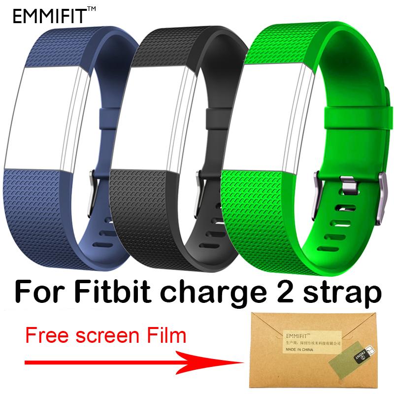 [해외]Fitbit charge2 팔찌 스트랩 Fitbit 충전 2 밴드 스트랩 다채로운 스트랩 팔찌 교체 스마트 밴드 액세서리