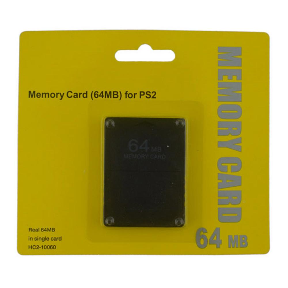 [해외]1pcs high quality 64MB Memory Card for PS2 for Playstation 2/1pcs high quality 64MB Memory Card for PS2 for Playstation 2