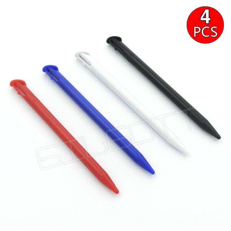 [해외]4PCS Stylus Game Touch Pen for Nintendo NEW 3DS XL LL Black Red Blue White/4PCS Stylus Game Touch Pen for Nintendo NEW 3DS XL LL Black Red Blue Wh