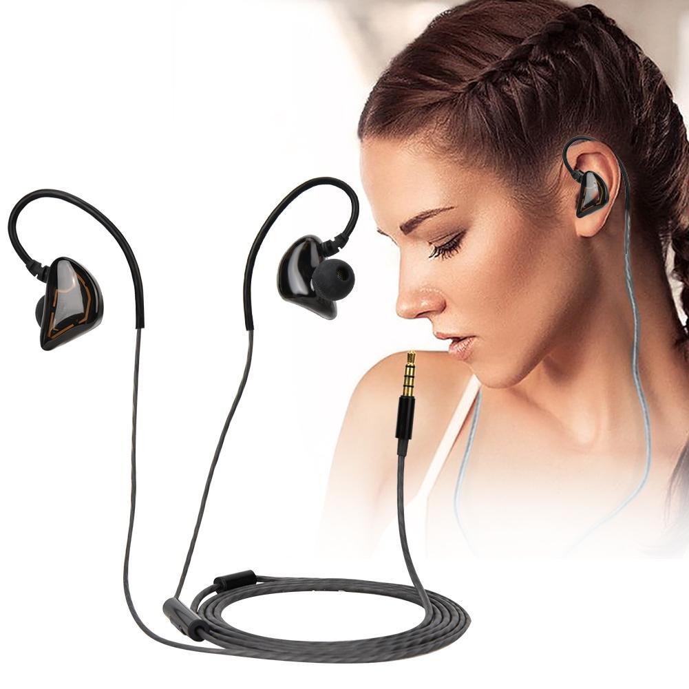 [해외]X62 Wired In Ear Earphone Heavy Bass Music Dual Driver Headset for Mobile Phone and Laptop/X62 Wired In Ear Earphone Heavy Bass Music Dual Driver
