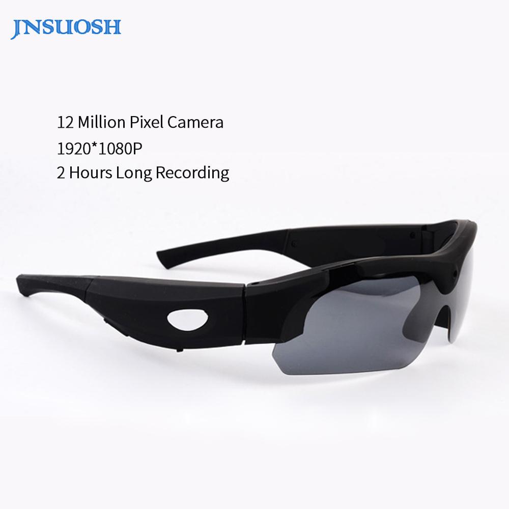 [해외]1080P HD Polarized-lenseshigh definition outdoor Sport Sunglasses Polarized Camcorder  DVR video Built-in TF Card storage /1080P HD Polarized-lens