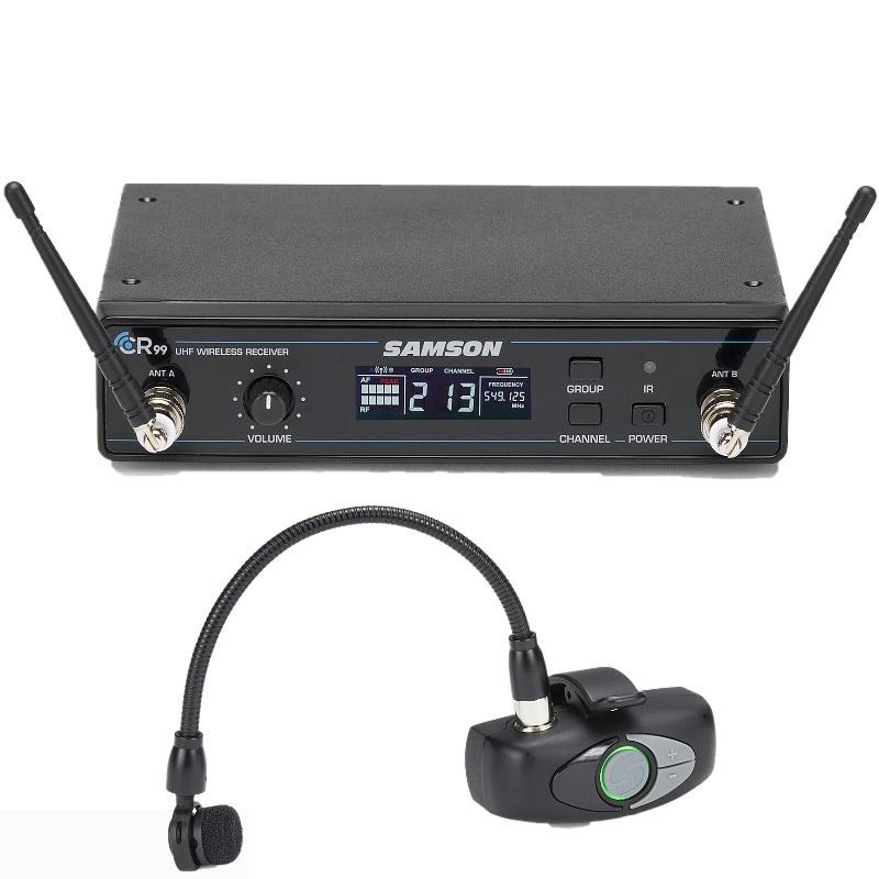 Samson airline atx 시리즈 samson awx 바람 악기 마이크로 송신기 uhf 무선 시스템 hm60 바람 악기 마이크