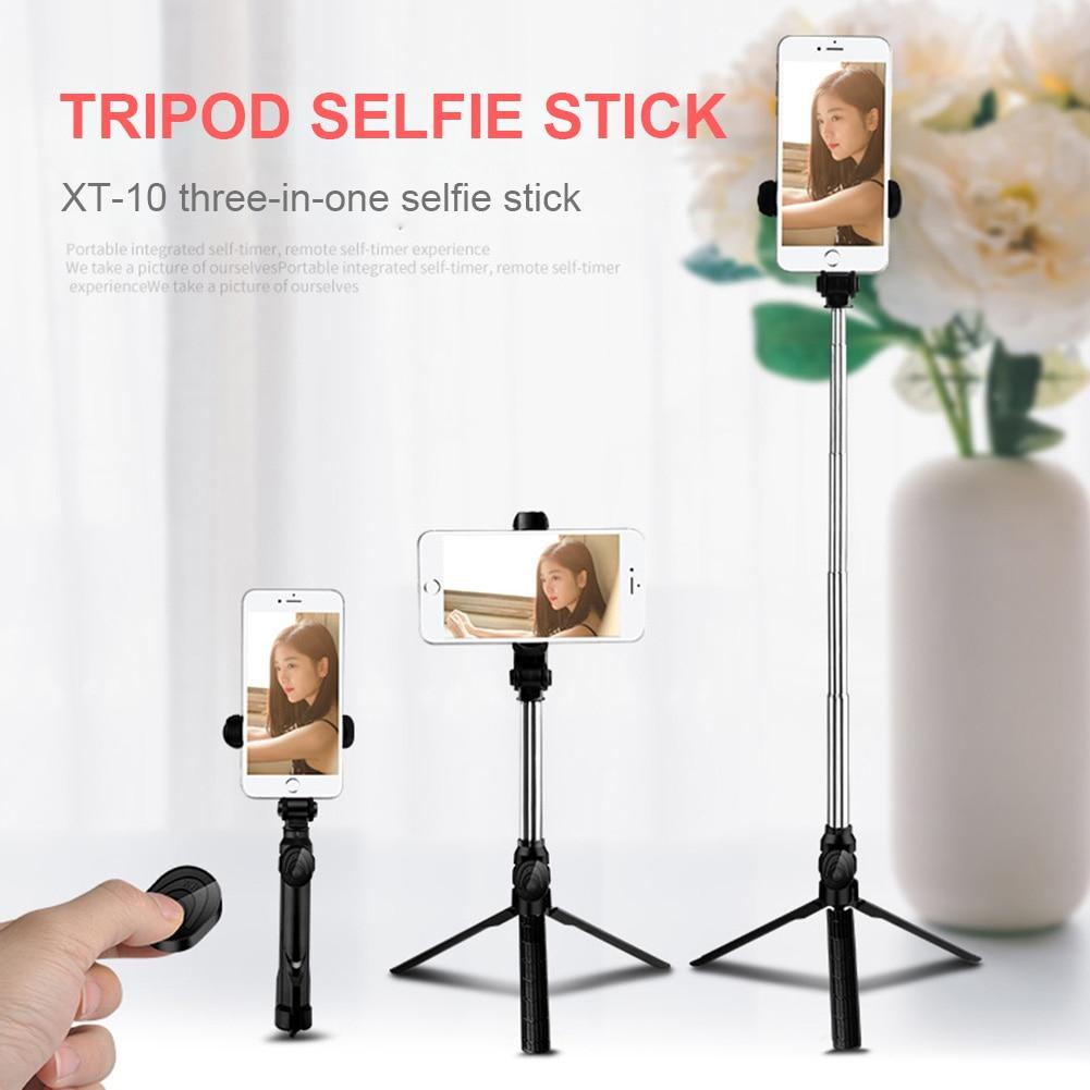 [해외]Selfie 스틱 삼각대 3 in 1 블루투스 버튼으로 확장 가능한 아이폰 안드로이드 휴대 전화 jlrl88/Selfie 스틱 삼각대 3 in 1 블루투스 버튼으로 확장 가능한 아이폰 안드로이드 휴대 전화 jlrl88