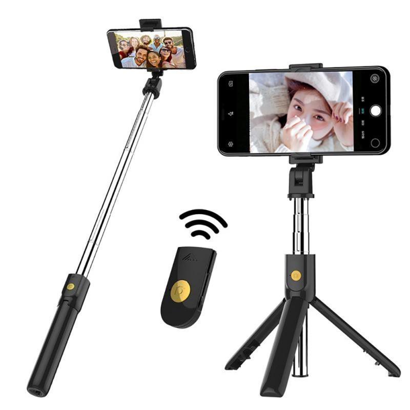[해외]새로운 k07 블루투스 selfie 스틱 원격 제어 삼각대 모바일 유니버설 라이브 카메라 유물 아이폰 ios 안드로이드에 대한 다기능/새로운 k07 블루투스 selfie 스틱 원격 제어 삼각대 모바일 유니버설 라이브 카메라 유물 아이폰 ios