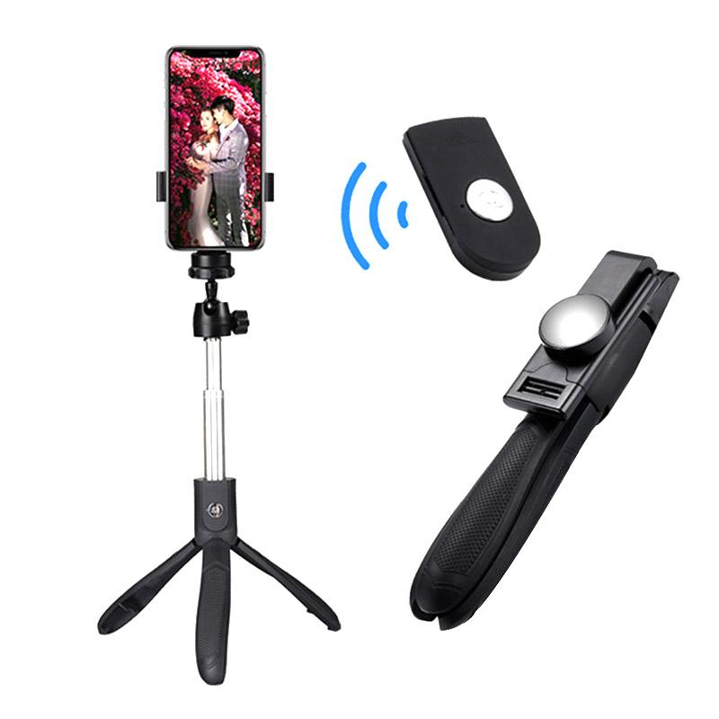 [해외]Detachable Tripod Selfie Stick Extendable Remote Control Self-portrait Stick 2019/Detachable Tripod Selfie Stick Extendable Remote Control Self-po