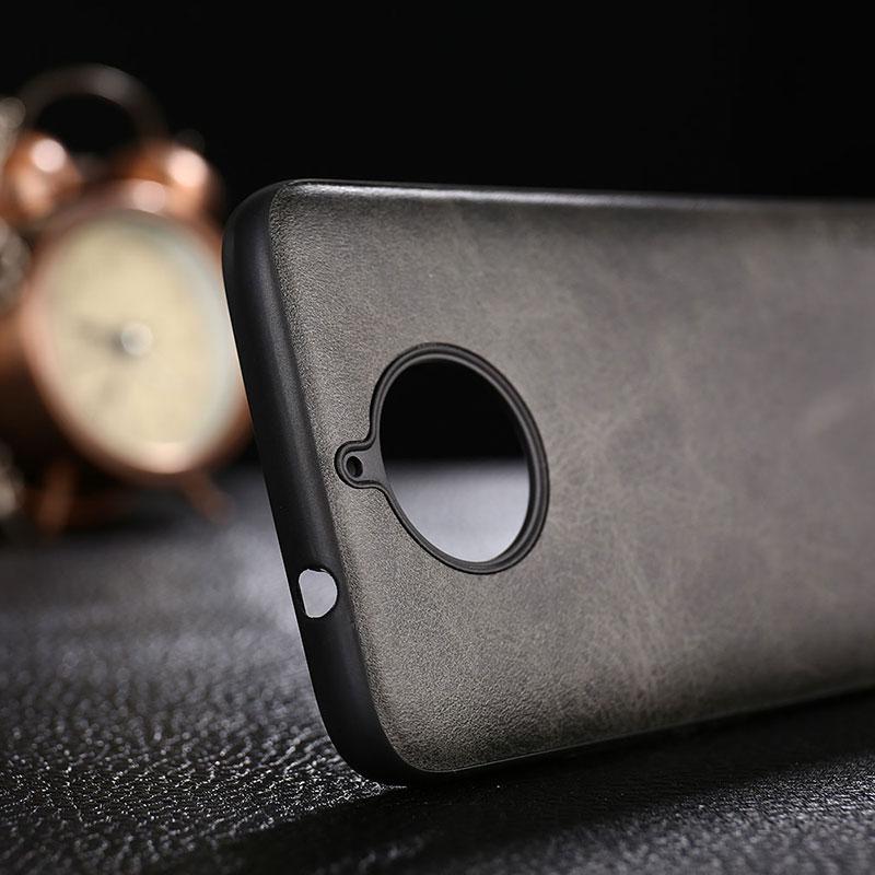 [해외]Case for Motorola Moto G7 G6 G5S Plus coque Luxury Vintage leather Skinsoft cover for Moto G6 G7 G5S Plus case funda capa/Case for Motorola Moto G