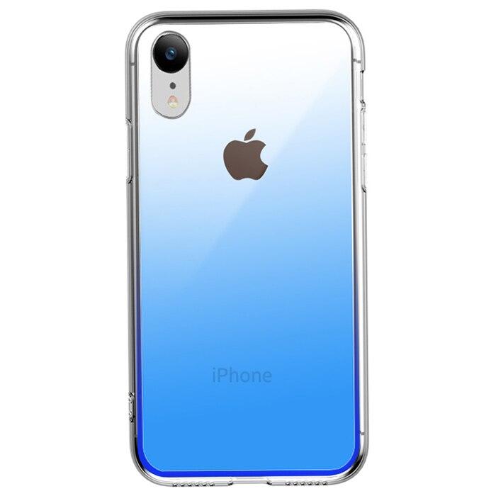 [해외]TGVI`S Gradient Glass Phone Case for iPhone XR/TGVI`S Gradient Glass Phone Case for iPhone XR