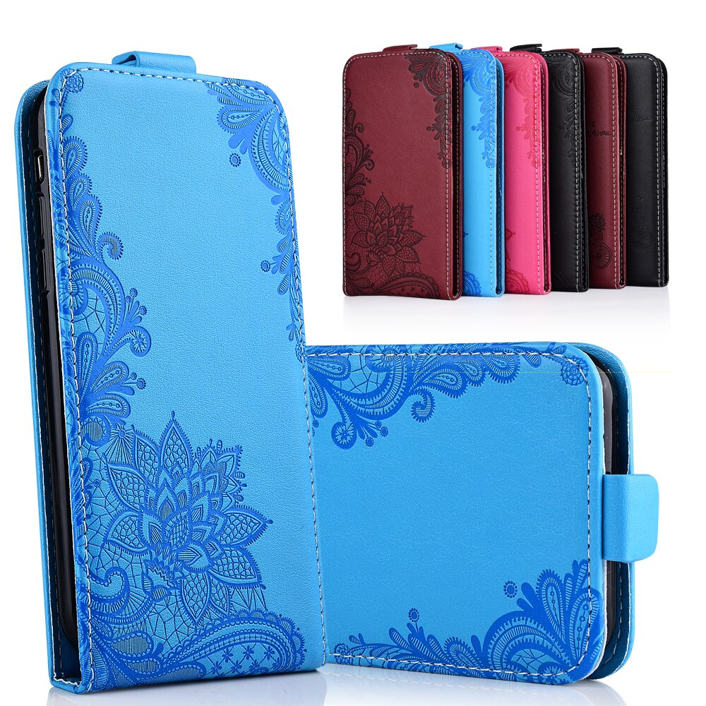 [해외]Flip Leather case For NOA SPARK SE Back cover Fashion Lovely Cartoon Painting Phone bag Fundas/Flip Leather case For NOA SPARK SE Back cover Fashi