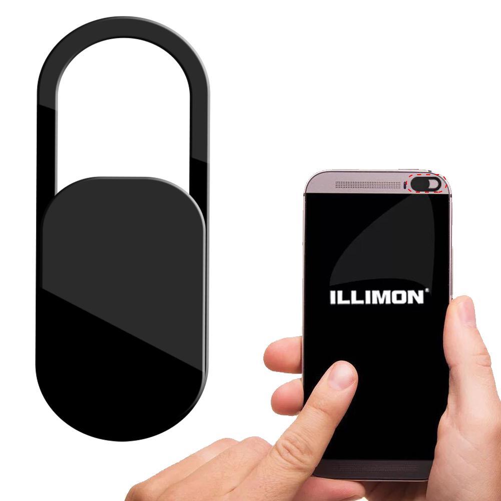 [해외]얇은 웹캠 커버 개인 정보 보호 셔터 스티커 커버 케이스 스마트 폰 태블릿 노트북 데스크탑 무료 배송