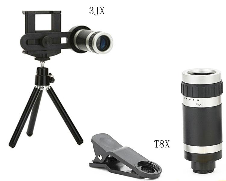 [해외]Tripod Stand Clip 8X 12X 18X Telephoto Len Mobile Phone Telescope Lens For Galaxy A8+(2018)/A6+(2018)/J8/J6/J7/J5/A8/A7/A9 Pro/Tripod Stand Clip 8