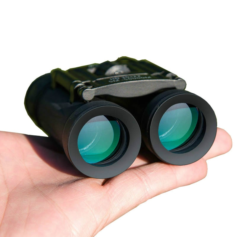 [해외]Military HD 40x22 Binoculars Professional Hunting Telescope Zoom  Vision No Infrared Eyepiece Outdoor Trave Gifts/Military HD 40x22 Binoculars Pro