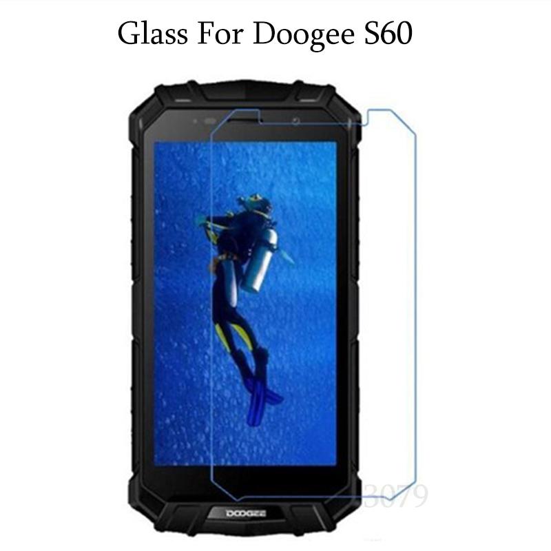 [해외]Doogee S60 강화 유리 스크린 보호기 2.5에 대 한 2PCS Doogee S60 Lite S60 S60Lite 유리에 9H 안전 보호 필름/2PCS For Doogee S60 Tempered Glass Screen Protector 2.5 9H Safe