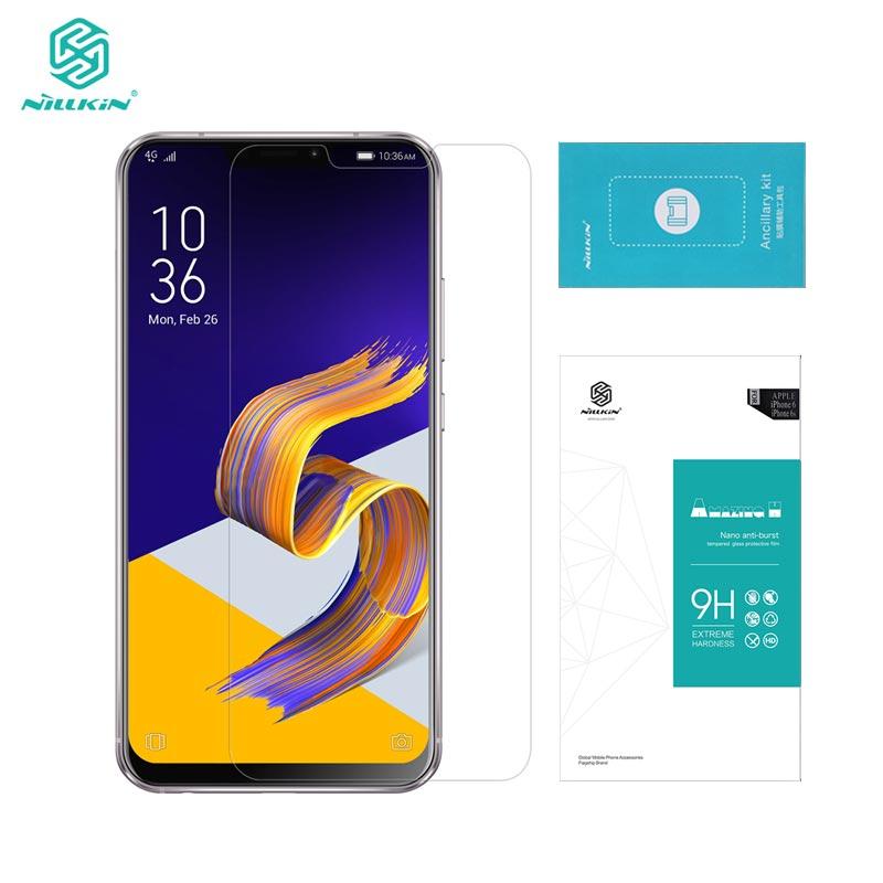[해외]sfor ASUS Zenfone 5 ZE620KL Tempered Glass sfor ASUS Zenfone 5 2018 Glass Nillkin Amazing H 0.33MM Screen Protector/sfor ASUS Zenfone 5 ZE620KL Te
