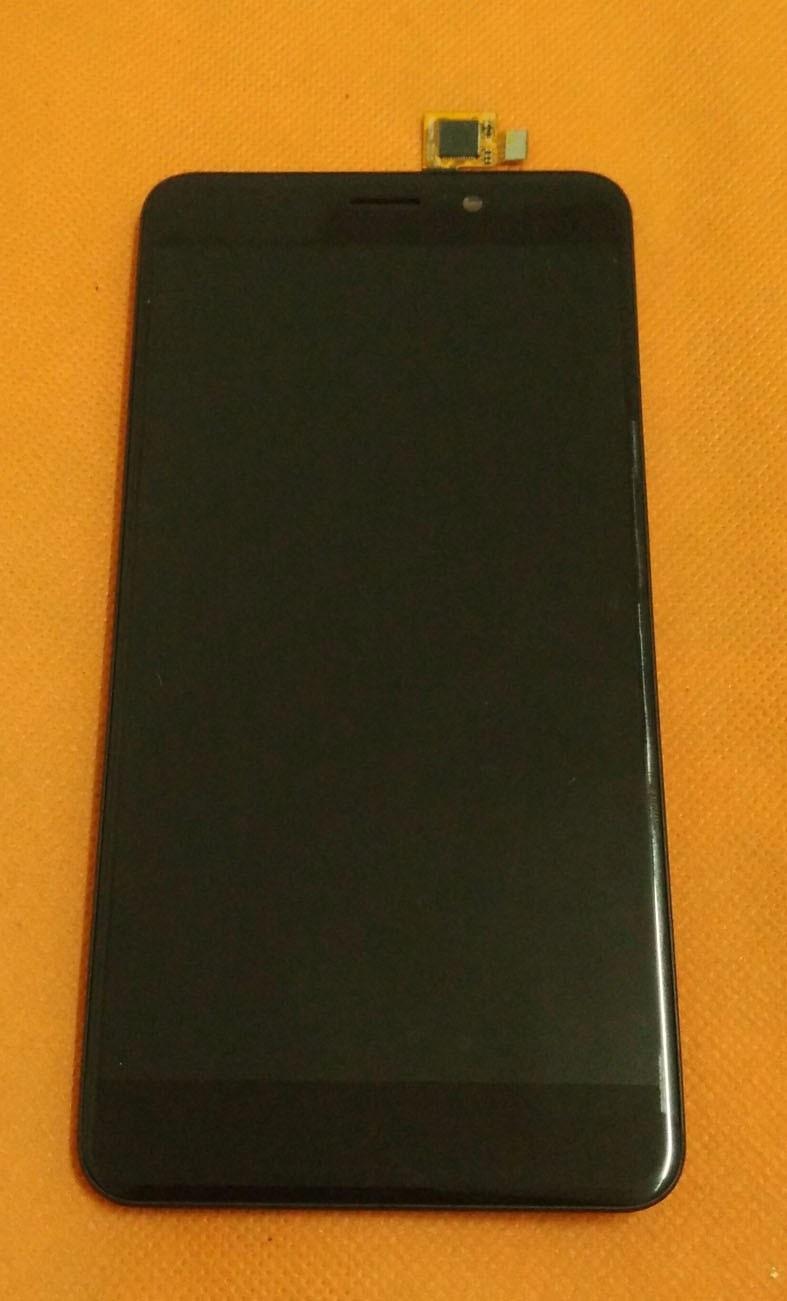 [해외]우미 맥스 MTK6755M Octa Core 5.5inch FHD 용 오리지널 LCD 디스플레이 스크린 + 터치 스크린 + 프레임 /Original LCD Display Screen + Touch Screen + Frame for Umi Max MTK6755M