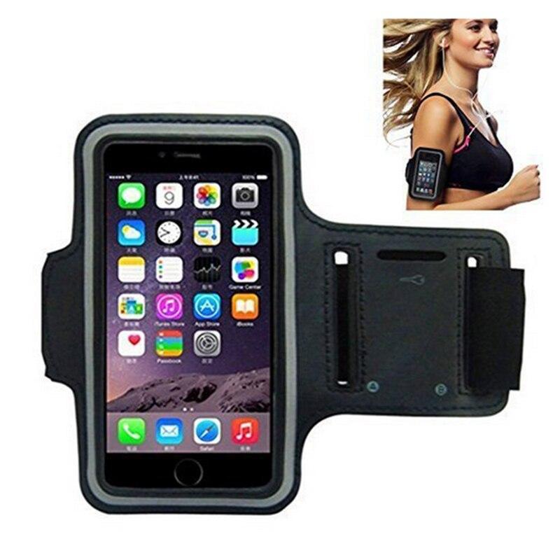 [해외]Armband For Doogee Homtom S17 S8 Sports Cell Phone Holder Case For Doogee Homtom S9 Plus Phone On hand /Armband For Doogee Homtom S17 S8 Sports Ce