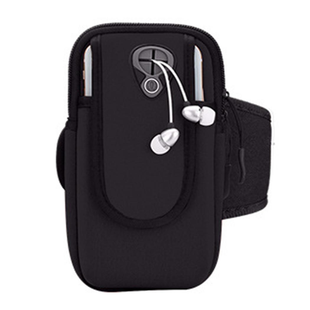[해외]New Jogging Running Travel Pouch Keys Mobile Phone Zipper Money Sport Outdoor Arm Bag/New Jogging Running Travel Pouch Keys Mobile Phone Zipper Mo