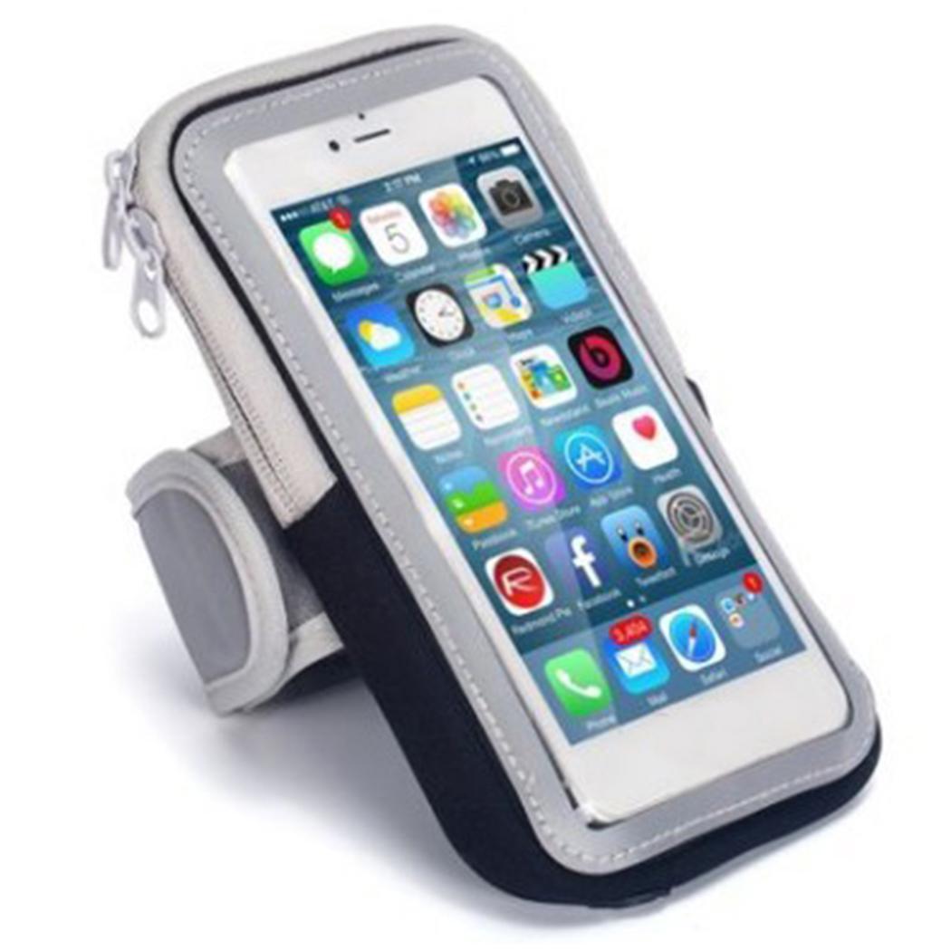 [해외]Outdoor Running Fitness Climbing Zipper Arm Pocket x 1 Fitness, Running, Fashion Patchwork Bag/Outdoor Running Fitness Climbing Zipper Arm Pocket
